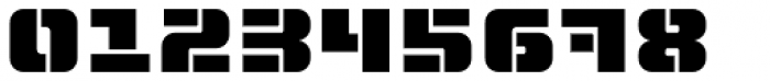 LECO 1988 Stencil Font OTHER CHARS