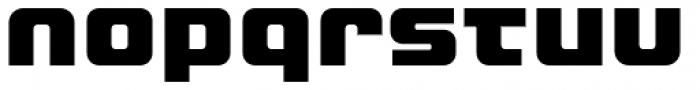 LECO 1988 Font LOWERCASE