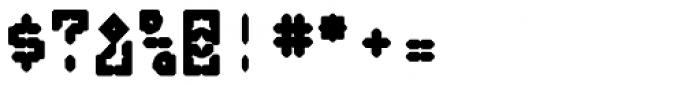 LEa D Lights Bold Font OTHER CHARS