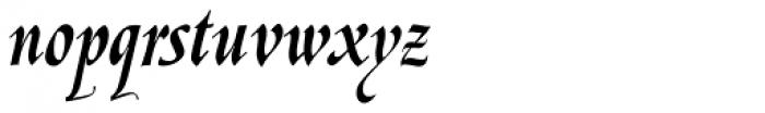 Le Griffe Std Font LOWERCASE