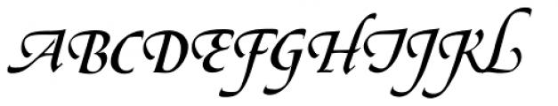 Le Griffe Font UPPERCASE