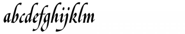 Le Griffe Font LOWERCASE