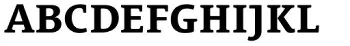 Le Monde Courrier Std Bold Font UPPERCASE