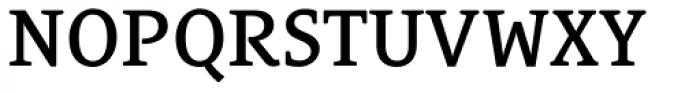 Le Monde Courrier Std Book Font UPPERCASE