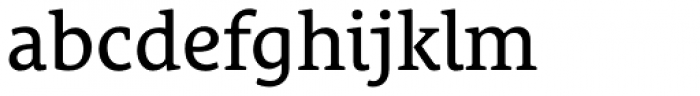 Le Monde Courrier Std Book Font LOWERCASE