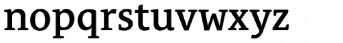 Le Monde Courrier Std Demi Font LOWERCASE