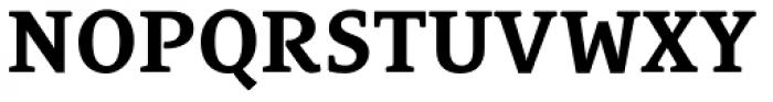Le Monde Courrier Std ExtraDemi Font UPPERCASE