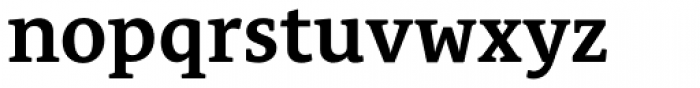 Le Monde Courrier Std ExtraDemi Font LOWERCASE
