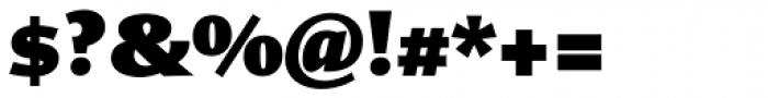 Le Monde Sans Std Black Font OTHER CHARS