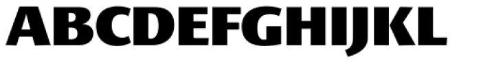 Le Monde Sans Std Black Font UPPERCASE