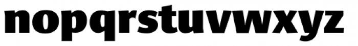 Le Monde Sans Std Black Font LOWERCASE