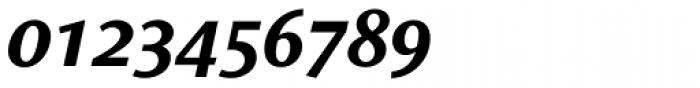 Le Monde Sans Std Bold Italic Font OTHER CHARS