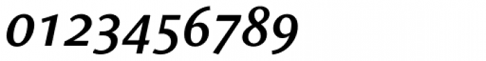 Le Monde Sans Std Demi Italic Font OTHER CHARS