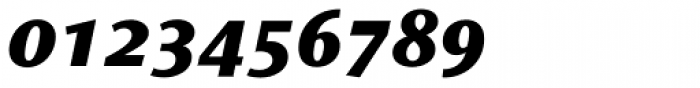 Le Monde Sans Std ExtraBold Italic Font OTHER CHARS