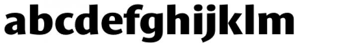 Le Monde Sans Std ExtraBold Font LOWERCASE