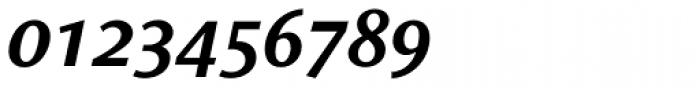 Le Monde Sans Std ExtraDemi Italic Font OTHER CHARS