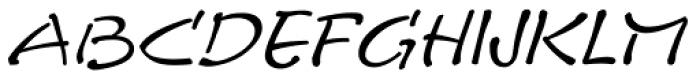 Le Obelix EF Font UPPERCASE