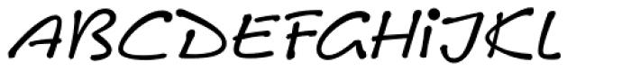 Le Obelix EF Font LOWERCASE