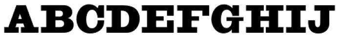 Leadville Font UPPERCASE