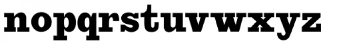 Leadville Font LOWERCASE