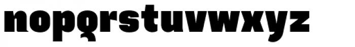 League Black Font LOWERCASE