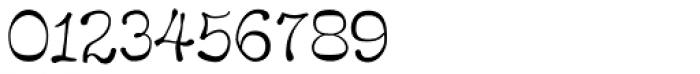 LeakorLeach Plain Font OTHER CHARS