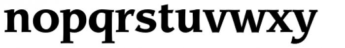 Leawood Bold Font LOWERCASE