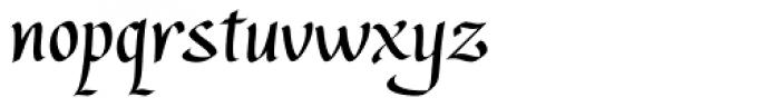 Lee Ann Regular Font LOWERCASE