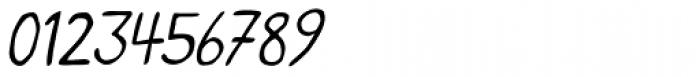 Left Hand Path Thin slant Font OTHER CHARS