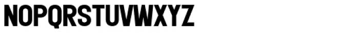 Leftfield Sans Bold Font UPPERCASE