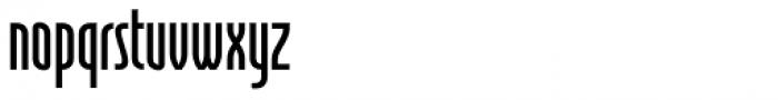 LeftheriaPRO Semi Bold Font LOWERCASE
