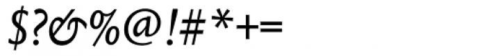 Legacy Sans Condensed Medium Italic Font OTHER CHARS