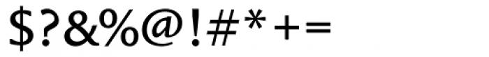 Legacy Sans Medium Font OTHER CHARS