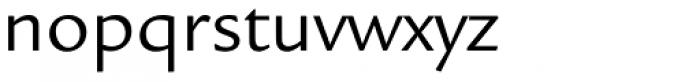 Legacy Sans Pro Book Font LOWERCASE