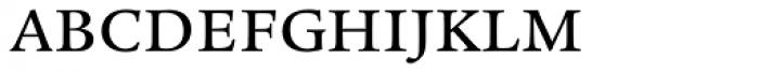 Legacy Serif Book SC Font LOWERCASE