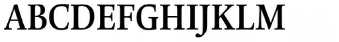 Legacy Serif Std Bold Condensed Font UPPERCASE