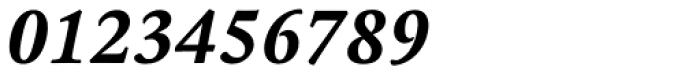 Legacy Serif Std Bold Italic Font OTHER CHARS