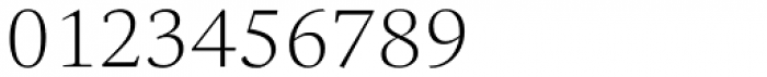 Legacy Square Serif Std ExtraLight Font OTHER CHARS