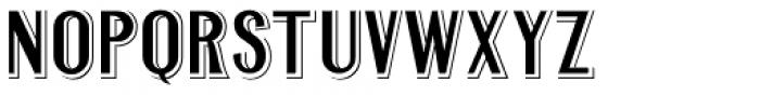 Legal Eagle JNL Font LOWERCASE
