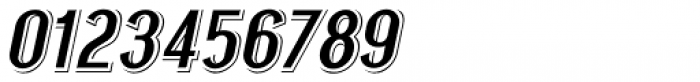 Legal Eagle Oblique JNL Font OTHER CHARS