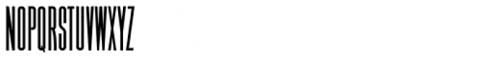 Legal Obligation Sans Serif Bold Font UPPERCASE