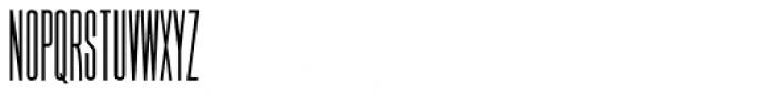 Legal Obligation Sans Serif Regular Font UPPERCASE