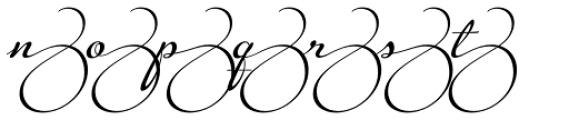 Legendaria Ends 4 Font UPPERCASE