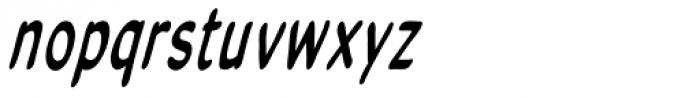Legendary Legerdemain Leggy Italic Font LOWERCASE