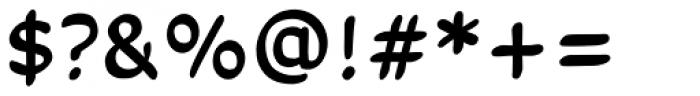 Legendary Legerdemain Font OTHER CHARS