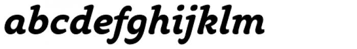 Legionary Bold Italic Font LOWERCASE