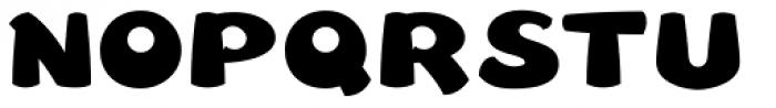 Leibix Font UPPERCASE