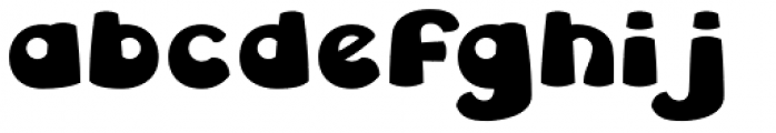 Leibix Font LOWERCASE