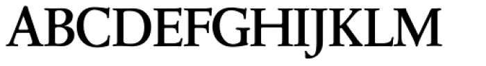 Leighton RR Bold Font UPPERCASE