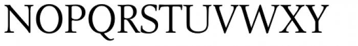 Leighton RR Light Font UPPERCASE